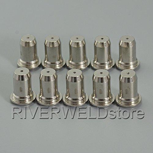 29684 Plasma Tip Nozzle 10 50Amp fit PT-4060 Plasma Cutting Torch 10PK