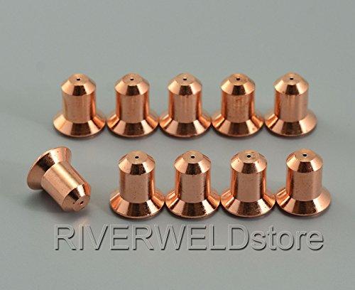 Miller ICE-25C27C Plasma TIP 25Amp 176656 Plasma Cutter Cutting Consumables10pcs
