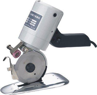 YJ90B 90mm Electric Rotary Fabric Mini Cutter Shears Cloth Scissors Cutting Machine Octagonal knife 110V220V