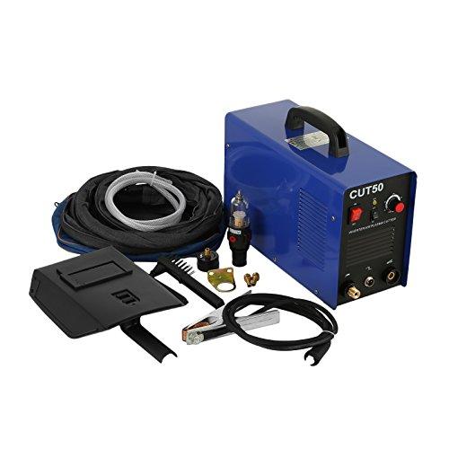 OrangeA OrangeA Plasma Cutter Cutting 50AMP 110V Welder Machine Digital Inverter Welding Cutting Machine cutting machine