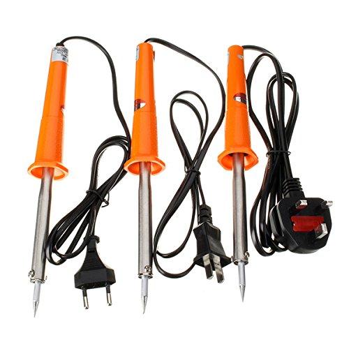 60W Electric Welding Heat Soldering Iron Copper High Performance Tool EU Plug