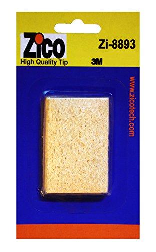 Zico Zi-8893 Soldering Iron Tip Cleaner 3M Sponge 3 Pack