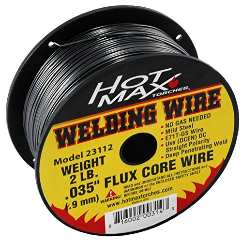Hot Max 23112 0035-Inch E71T-GS Flux Core MIG Wire - 2