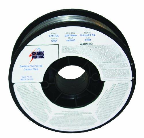 Shark Welding 12021 Flux Core Mig Wire E71T-GS 030 - 10 lb