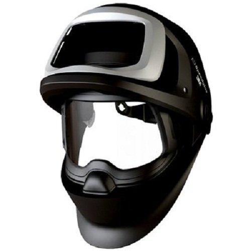 3M Speedglas Welding Helmet 9100 FX-Air 26-0099-35SW37266AAD with SideWindows and extended headcover no Auto-Darkening Filter
