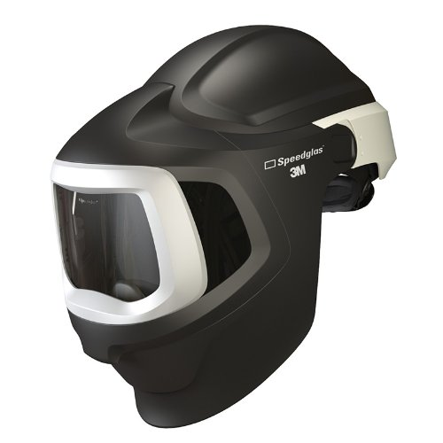 3M Speedglas Welding Helmet 9100 MP 27-0099-35SW Hard Hat and SideWindows