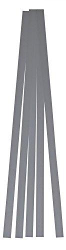High Density Polyethylene HDPE Plastic Welding Rod 38 x 116 5 ft Natural