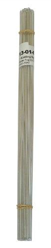 PET Polyethylene Terephthalate Plastic Welding Rod 18 diameter 30 ft Natural