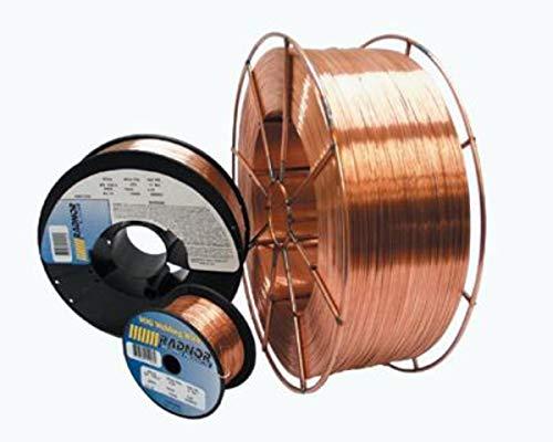 023 ER70S-6 Radnor P3 S-6 Carbon Steel MIG Wire 2 lb 4 Plastic Spool - 1000 US poundPallet