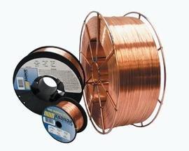 045 ER70S-6 Radnor P3 S-6 Carbon Steel MIG Wire 2 lb 4 Plastic Spool - 2 lbSpool 21 Spools