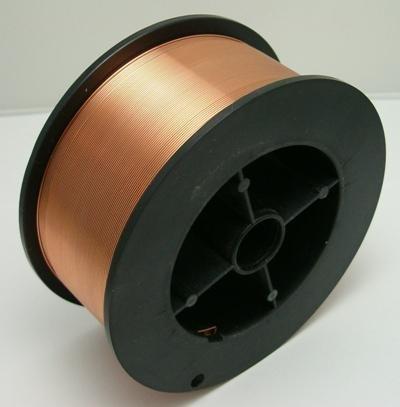 Weldcote ER70S-6 030 X 2 Spool Mild Steel MIG Welding Wire 2 lbs