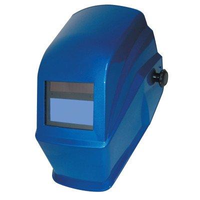 Jackson Safety Nitro Variable ADF Welding Helmet 21931 Solar Powered Sensitivity and Delay Adjustments Blue