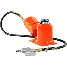 Extreme Torque 20-ton Low Profile Airhydraulic Bottle Jack
