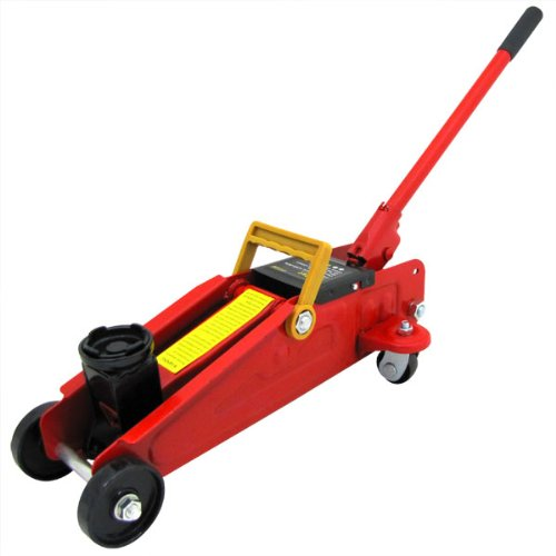 2 Ton Floor Jack Shop Jack Portable Car Jack Folding Hydraulic Floor Jack Carry Case Included