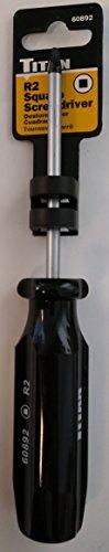 Titan 60892 R2 Square Screwdriver