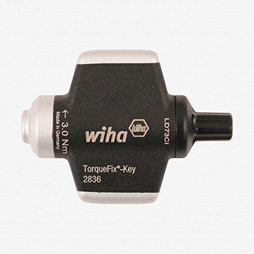 Wiha 28359 38 Nm 336 in-lbs TorqueFix Wing Screwdriver Handle