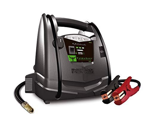 Schumacher FR01240 650A 12V Jump Starter with Air Compressor
