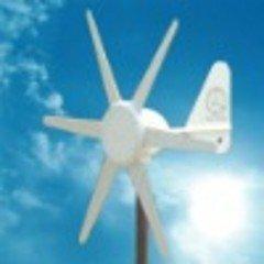 Windmax HY1000-5 1000 Watt Max 24-Volt 5-Blade Residential Wind Generator Kit