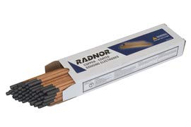 Radnor 516 X 12 Pointed Arc Gouging Electrode 50 Each Per Package 3 Boxes