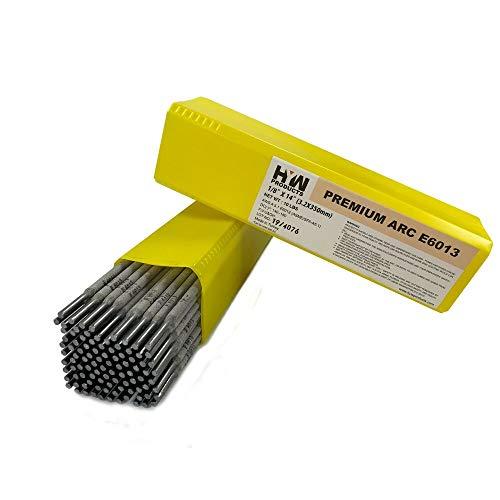 18 Premium Arc Welding Rods Carbon Steel Electrode 10 lb Box E6013