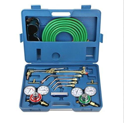 USA Premium Store VICTOR Type Gas Welding Cutting Kit Oxygen Torch Acetylene Welder Tool