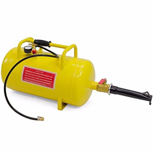 10 gallon Air Tank combo Tire inflator Rim Bead seater Breaker Breaking Blaster