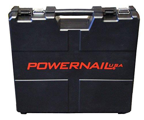 Powernail Heavy-Duty Toolbox for Large Pneumatic Powernailer and Powerstapler