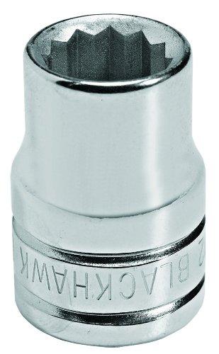 Blackhawk By Proto 218-BNB 8-Point Drive Socket Set 38-Inch 5-Piece
