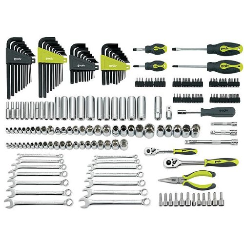 Craftsman Evolv 200 Pc Mechanics Tool Set Lk