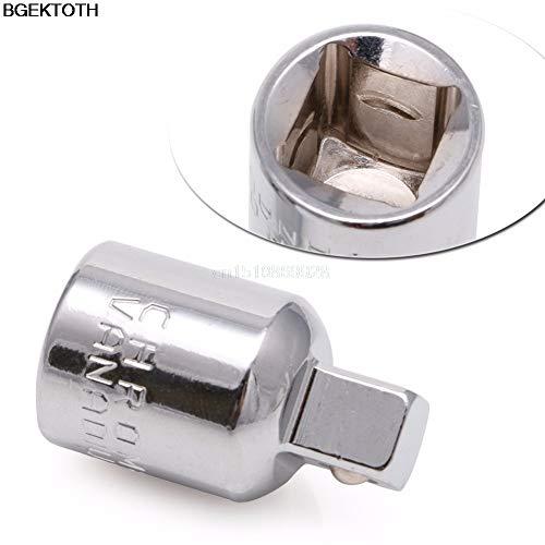 SMALL-CHIPINC - 12 Convert To 38 Ball Lock Ratchet Socket Adapter Reducer Converter Tool