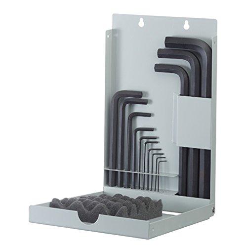 EKLIND 13613 Ball-Hex-L Key allen wrench - 13pc set Metric MM sizes 13-17 Long series wmetal box