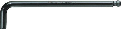 Wera Hexagon 950 PKL L-key BlackLaser Ballpoint Hex Key 316 x 160mm L-key