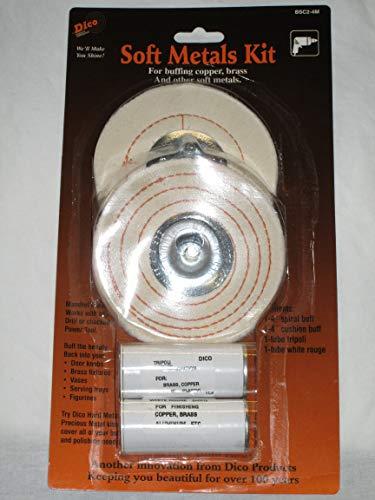Buffing Kit For Copper Brass Aluminum
