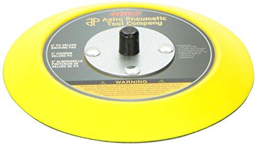 Astro 4607 5 PU Velcro Backing Pad