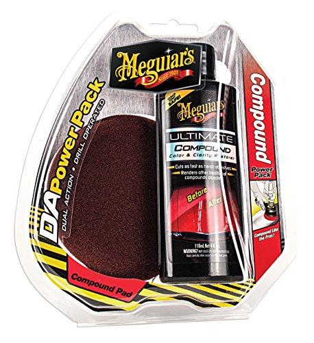 Meguiars G3501-3pk Buffer 3 Pack