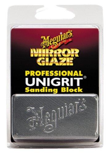 Meguiars K2000 Mirror Glaze Unigrit Sanding Block - 2000 Grit