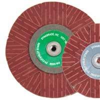 Dynabrade 93587-1 25 mm Dia 120 Grit AO Eyelet Sanding Star Qty 10