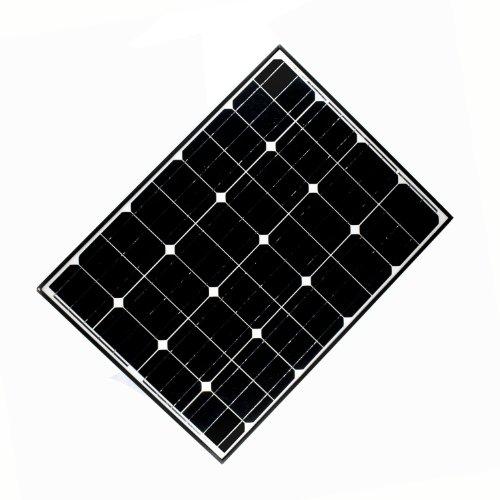 ALEKO 85W 85-Watt Monocrystalline Solar Panel