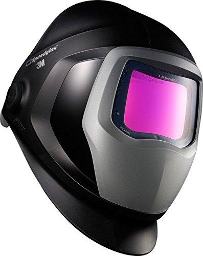3M Speedglas Welding Helmet 9100 with Extra-Large Size Auto-Darkening Filter 9100XX- Shades 5 8-13 Model 06-0100-30SW