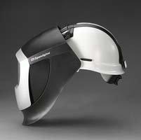 3M Speedglas Welding Helmet Hard Hat ProTop System Welding Safety 04-0015-21SW with Side Windows and 3M Speedglas Auto-Darkening Filter 9002X