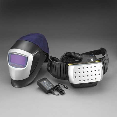 He  Ovsdclhc W9000 Hwr Helmet And Side Windows 3M Speedglas Helmet 9000 Hwr Wadflo System Auto Darkening Filter adfs Wrespiratory Protect 15 3301 21sw
