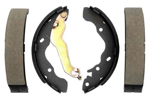 ACDelco 17715B Professional Bonded Rear Drum Brake Shoe Set
