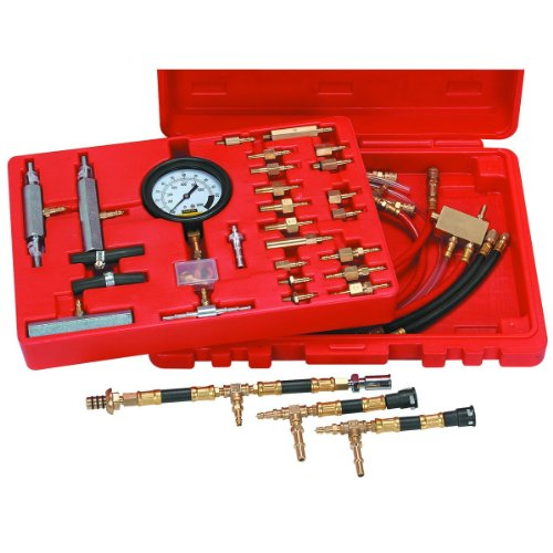 PMD Products Fuel Injection Pump Pressure Tester Test Kit w Shrader Valve fittings