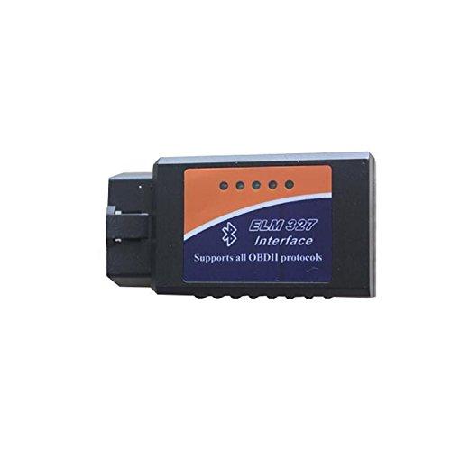 Elm327 Bluetooth Scanner Obdii Car Code Reader V15