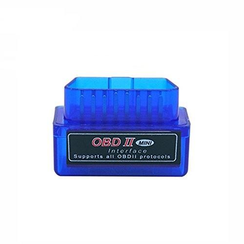 Super Mini Vgate ELM327 Bluetooth V21 OBD2 Car Diagnostic Scanner Tool For ODB2 OBDII Protocols