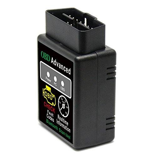 WildAuto Mini Wifi ELM327 Vgate OBD II IOS Scanner Super Icar Wireless Wifi OBD2 Scanner Black-1
