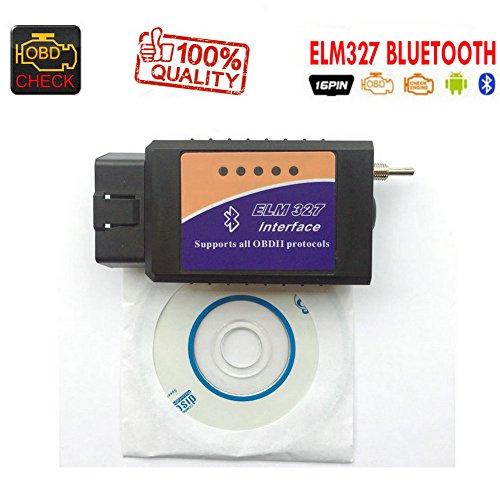 ELM327 Bluetooth Switch Forscan ELM 327 Bluetooth Config OBD2 OBDII CAN-BUS Diagnostic Code Reader