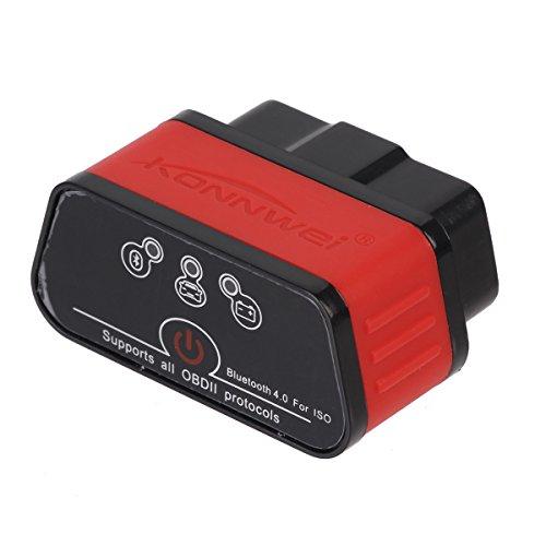 NEVERLAND Automotive KW903 ELM327 Bluetooth 40 OBD2 OBDII Fault Diagnostic Scanner Tool