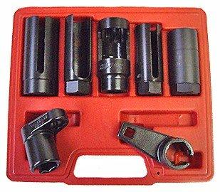 7 Pcs Oxygen Sensor Wrench Set