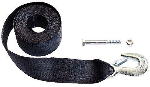 Dutton-Lainson 6248 15-ft Winch Strap with Hook 4000 lb